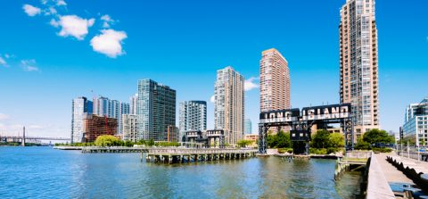 Long Island City, Queens. New York. United States.