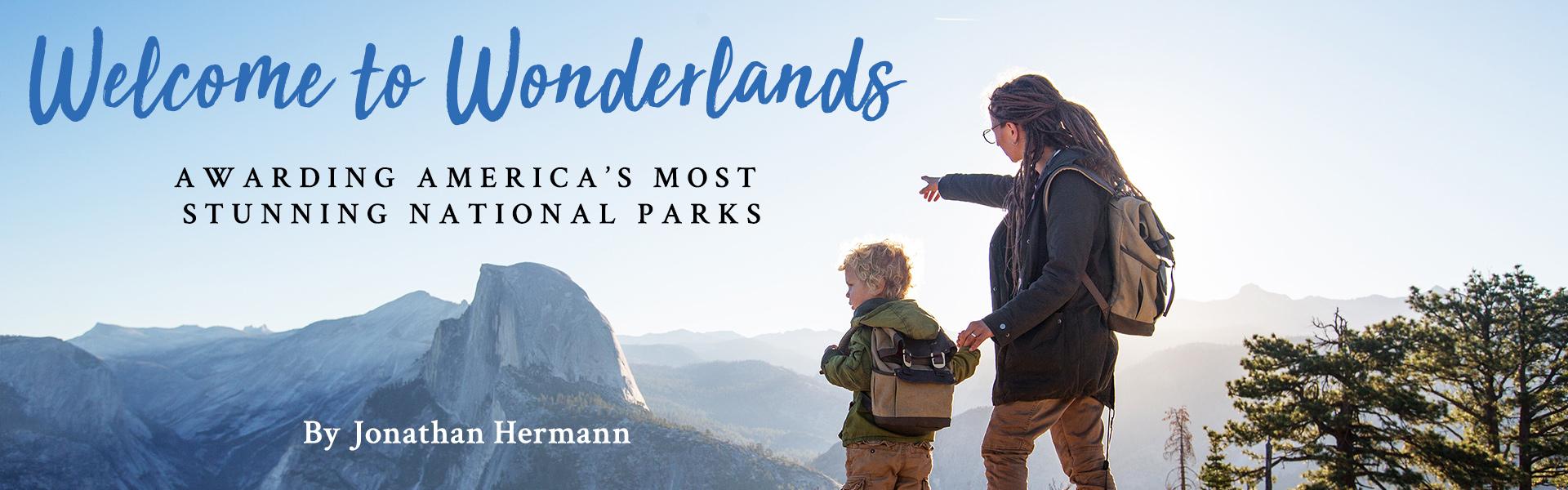 Americas Wonderlands